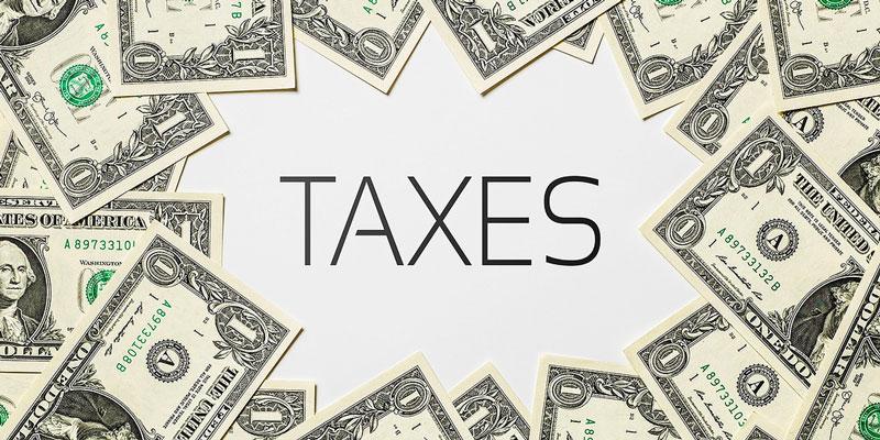 Taxes Online poker