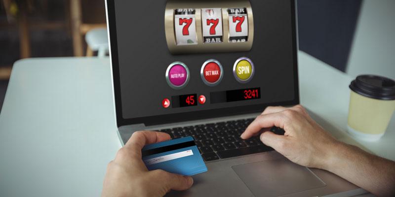 Slot Guy playing game