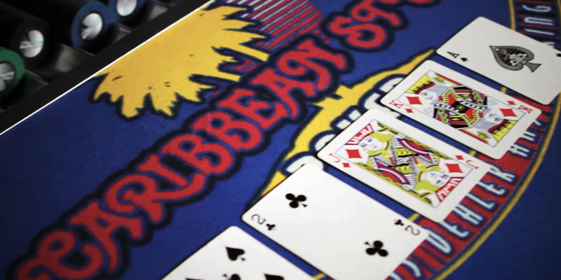 Caribbean Poker Draw