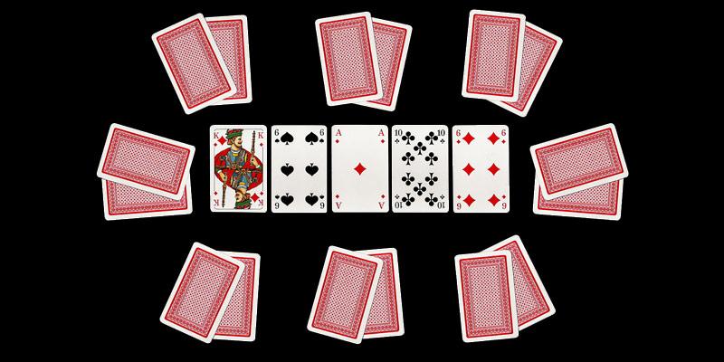 Texas-Hold'em-poker-game